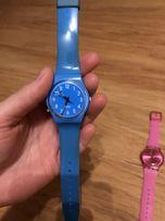Zegarek swatch niebieski