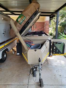 2018 CAMPMASTER WILDERNESS 310 CAMPING TRAILER FOR SALE BY OWNER