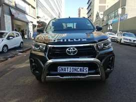 Toyota Hilux 2.7 VVTi 2016 double cab for SELL