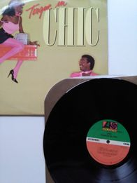 Chic ‎– Tongue In Chic winyl