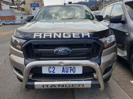 2016 Ford Ranger 2.2 6Speed Double Cab Manual