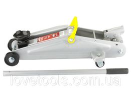 Домкрат гидравлический подкатной 2т, 135-355мм MTX