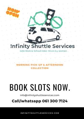 Infinity Shuttle Services