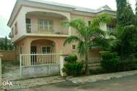 4 bedrooms duplex with one room BQ (A.G Emeka & Co.) 0