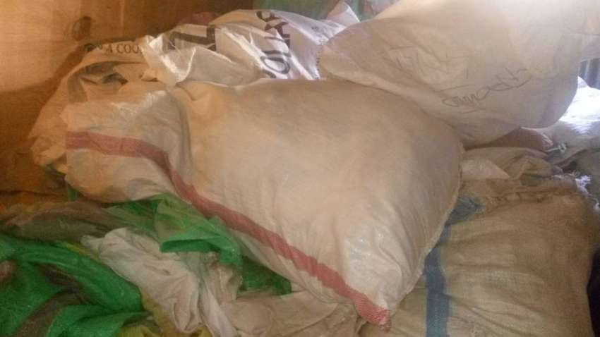 Used sacks for sale @Kshs.15 magunia 0