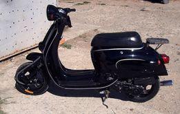 Скутер Honda Giorno кастом комплектация