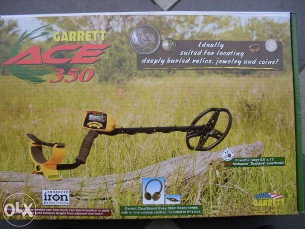 Прокат металлоискателя (металлодетектор) Garrett 350/Garrett 2500