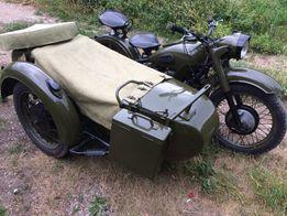 Продам мотоцикл К 750 .