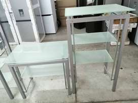 3 piece TV unit and stands