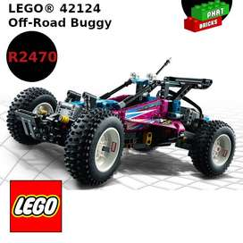 LEGO 42124 - Off-Road Buggy