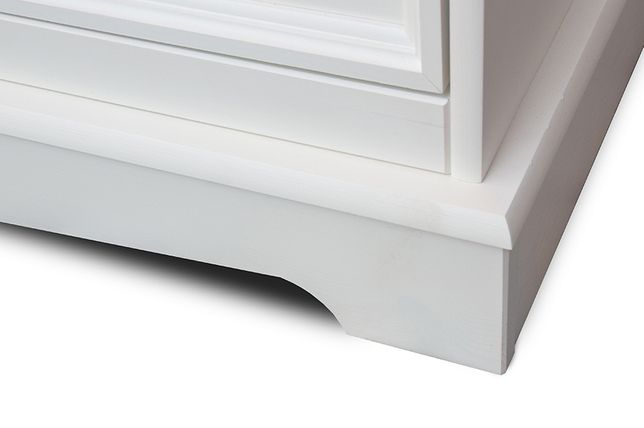 Komoda 5 szuflad biała Belluno Elegante Staniątki - image 6