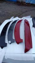 Тойота спойлер RAV 4, Auris.