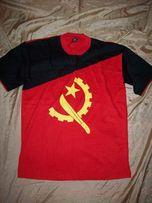 Коллекционная футболка правый сектор Ангола