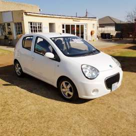 2011 Geely 1300 lc (R39950)