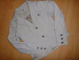 вітровка/куртка/піджак з вишивкою, підростковий розмір, 11(12)+