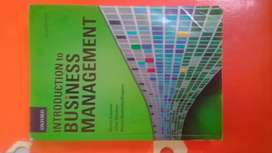 Book - Introduction to Business Management
