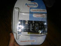 karta graficzna PCI z firewire ASOMAX