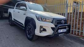 2019 Toyota Hilux 2.8 GD6 Double Cab RB Raider Automatic for sale.