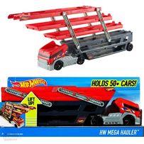 ОРИГИНАЛ! Автовоз Хот Вилс Mega Hauler/Hot Wheels/Автовоз на 50 машин