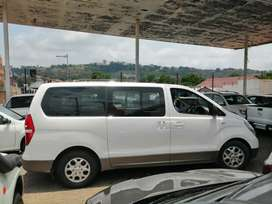 2013 Hyundai H-1 2.5 engine capacity CRDi.