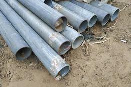 трубы оцинкованные водопроводные б/у диаметр 51 мм