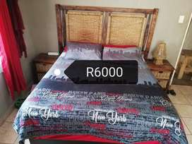 Queen size Bed and Matras