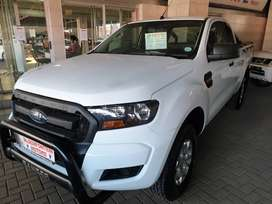 /2017 Ford Ranger 2.2TDCI XL Supercab-Only 88500km-R269900