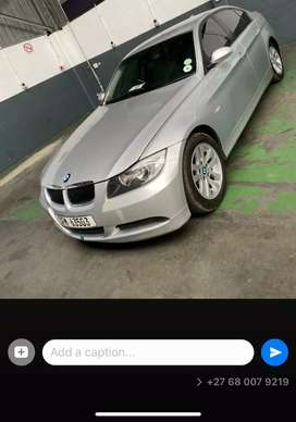BMW in good condition starts and run very will
