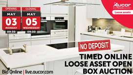 Timed Online Loose Asset Open Box Auction - NO DEPOSIT