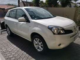 2011 Renault Koleos in excellent condition