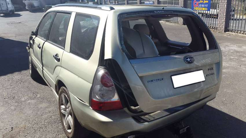 CK Auto Spares  Subaru Forester XT 2.5 stripping for spares. 0