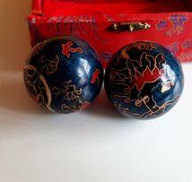 Kolekcyjne kule chińskie