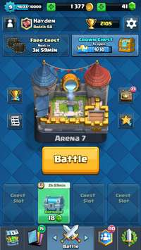 Image of Clash Royale th9