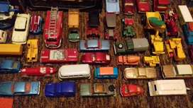 Collectable dinky cars