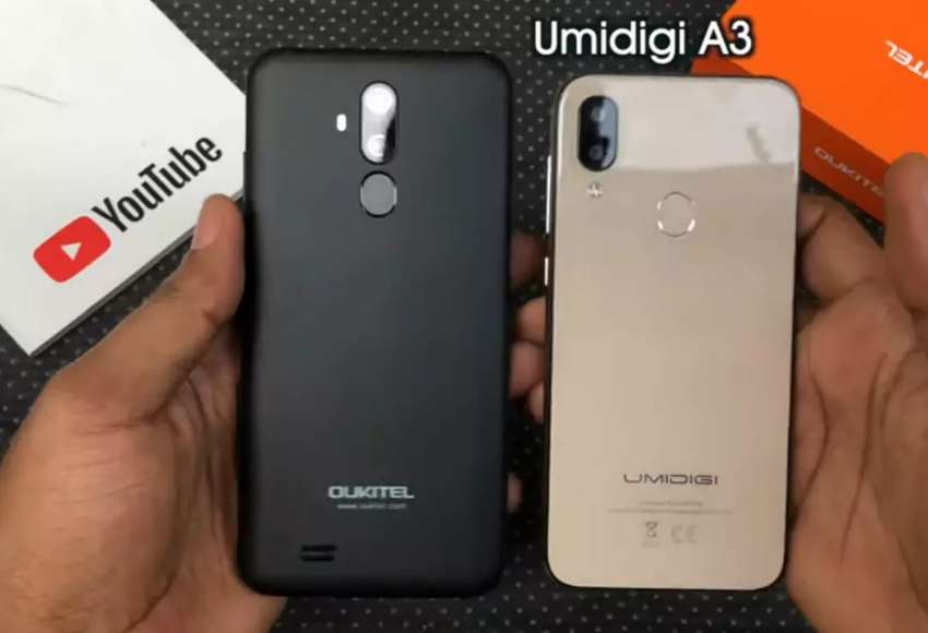 Oukitel C12 Pro Unboxing & Review - 16GB/2GB, 0