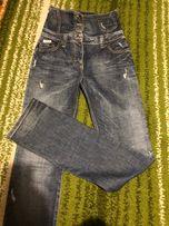 Продам джинсы с завышенной талией