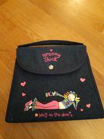 NOWY! piórnik - torebka dla dziewczynki