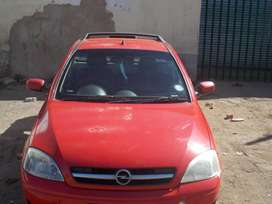 Red Corsa Bakkie for Sale
