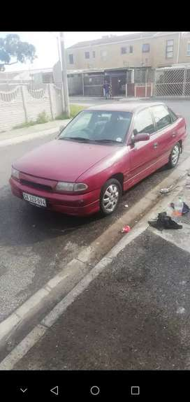 Automatic Opel astra