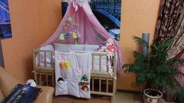Комплект на дитяче ліжко