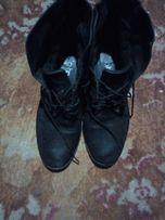 Ботинки р.38