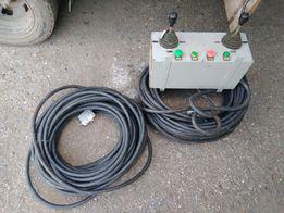 Кран НК 7027 пульт управления