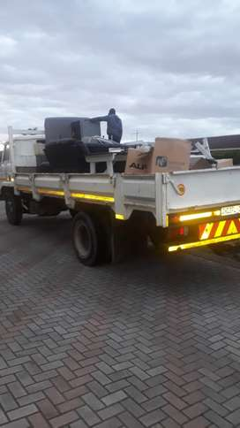 8 toone truck for hire