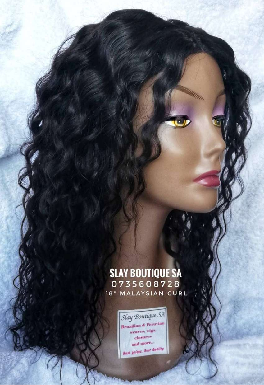 human hair wigs ready to wear