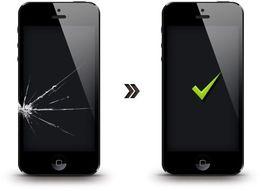 Замена стекол на iPhone 4/4s-5/5s/5c/SE-6/6+
