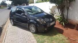Citroën C2 1.4i bargain buy negotiable