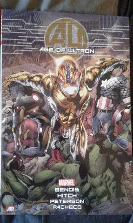 Age of Ultron comic book (Marvel)