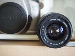 Aparat fotograficzny Canon Eos 3000N z obiektywem 35-80 mm