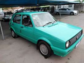 VW Golf 1300 man