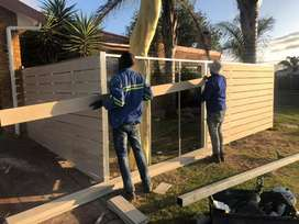 Wall Extensions Of Your Existing Gates, Boundary Walls And Fencing
